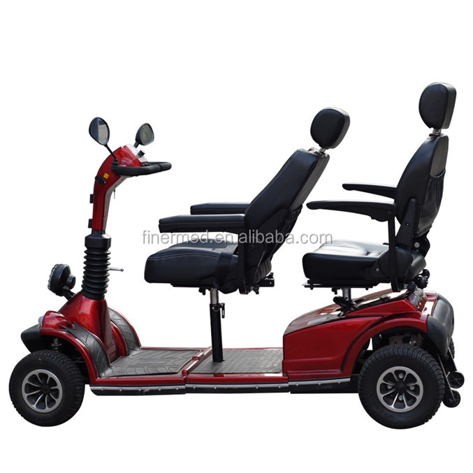 double seat electric mobility scooter