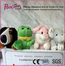 2016 Special and Cute practicability Students and Adult Wholesale Cheap Plush animals bookmark