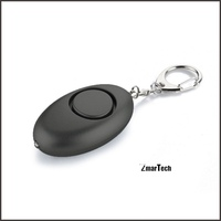 Colorful alarm system for self defense wrist bluetooth panic button