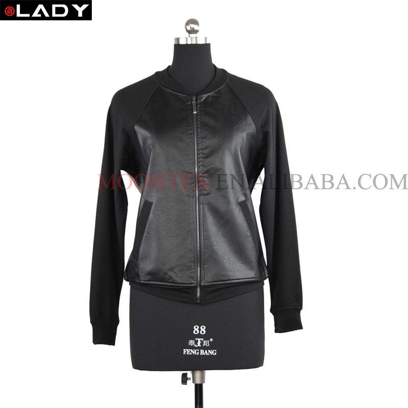 bulk brazilian clothing brands stores soft faux leather jacket