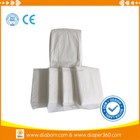 OEM size and color disposable absorbant urine pads