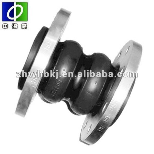Power plant Industry double sphere rubber bellows