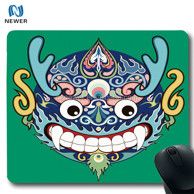 Hot sale new designed custom printed mouse pad wholesale