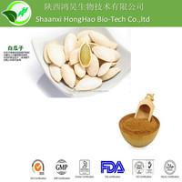 Factory 100% Natural pumpkin seed extract powder
