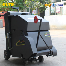 Asphalt road cutter machine for road construction
