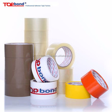 Low Noise Bopp Adhesive Packing Tape In Pressure Sensitive Acrylic Adhesive