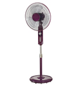Home appliance air cooling modern design powerful wind 16 inch electric floor Stand Fan with copper motor