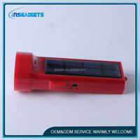 Mini led solar flashlight ,H0T182 energy cheap solar torch , led waterproof led flashlight