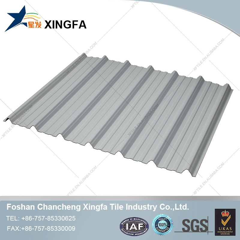 fire retardant and acid proof plastic pvc roofing material
