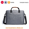 Latest Design Laptop Bag 15.6 Inch Notebook Briefcase Messenger Shoulder Bag Made In China (Gray)