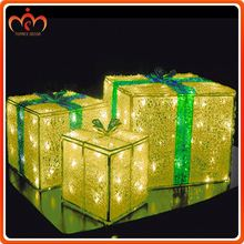 Outdoor christmas decorations high quality trend christmas gift 2016