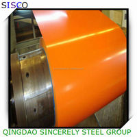 Cold rolled galvanized pvc printed sheet