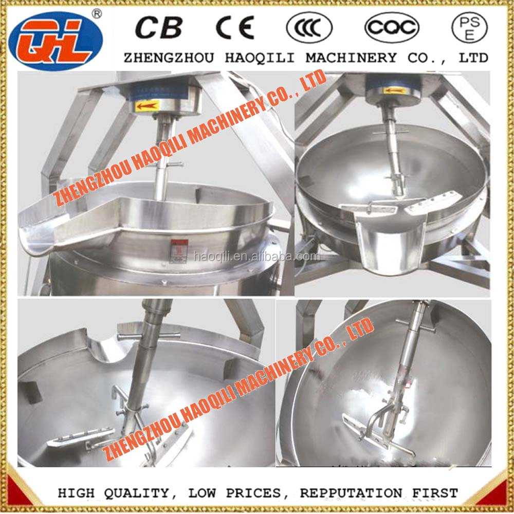 Large electric cooking machine | industrial boiling pot