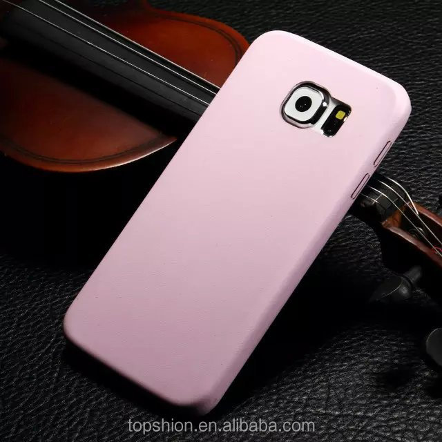 Hot for Samsung galaxy s6 smart phone soft back cover case, original