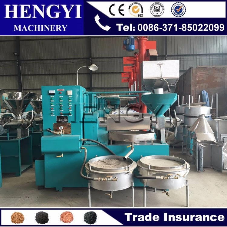 Perfect after-sales service less investment automatic mustard oil machine/sunflower oil press expeller