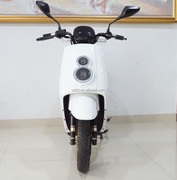 Battery operated electric bicycle Cute China made E-scooter Adult electric motorcycle
