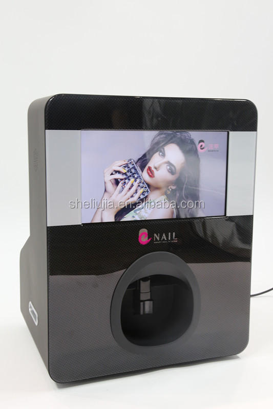 Pc multifunctional nail printer H0Tre nail art digital printing