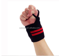 2016 new Wuy product TOP Quality Neoprene Wrist Brace Protector , Gym Wrist Brace for Weight Lifting