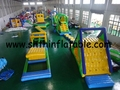 2014 inflatable water playground, adult inflatable water park