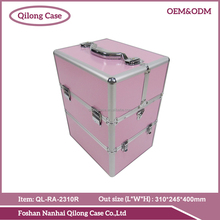 new design cheap makeup vanity cases hair stylist beauty cases