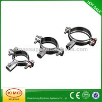 Eco-Friendly Rubber Sleeve Pipe Clamp