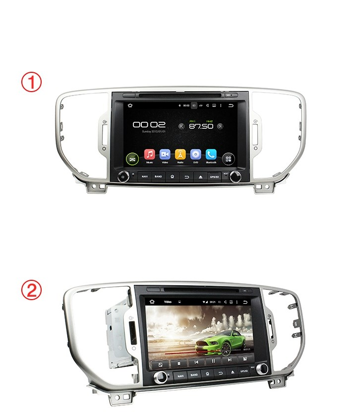 Android 5.1 CAR Radio For 2016 Sportage (New)