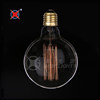decorative lamp 60w edison light bulb g125 edison lamp with CE RoHS