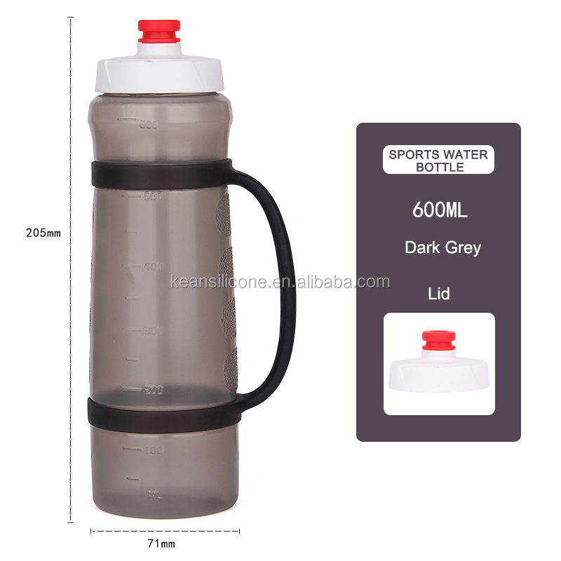 20OZ collapsible drinking bottles plastic water jug water bottle container