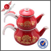 As Seen On TV Porcelain Tea Pot Cooking Coffee And Water Pot