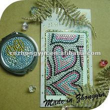 2012 Newest Bling Sticker With Reasonable Price