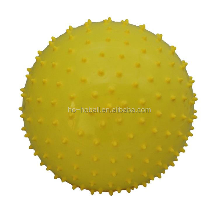 PVC inflatable massage ball