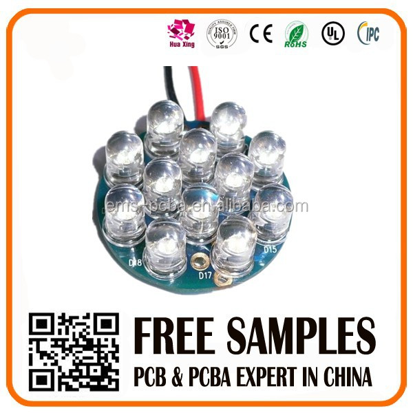 shenzhen led bulb pcb circuit board