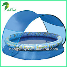 Specially Designed Inflatable Swimming Pool Cover Tent