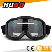 Motocross bike frame clear lens anti fog motorcycle helmet goggle for adult