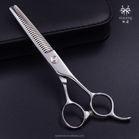 Free Shipping Professional Pet Dog Grooming Scissors Tool 2015 New Jowell Tesoura Shears Pet Shop Cutting Hair Dog Scissors