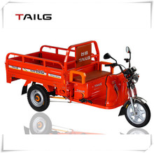 Chinese Closed Electric Tricycle Three Wheel Motorcycle for Passenger