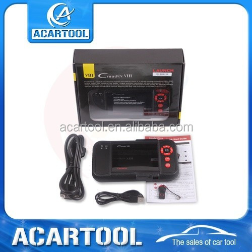 Newest arrived Original launch x431 creader viii Launch creader 8 Auto Code Scanner high quality low price
