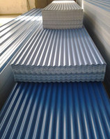 Highly Fire Resistance PVC Corrugated Roofing Sheet/plastic roof tile