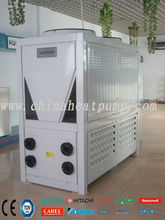 Free hot water chiller and heat pump, Modular ce air conditioning chiller 31KW