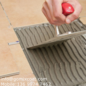 Low MOQ Ceramic Glue Floor and Wall Tiles Installation Glue C1TE Tile Adhesive