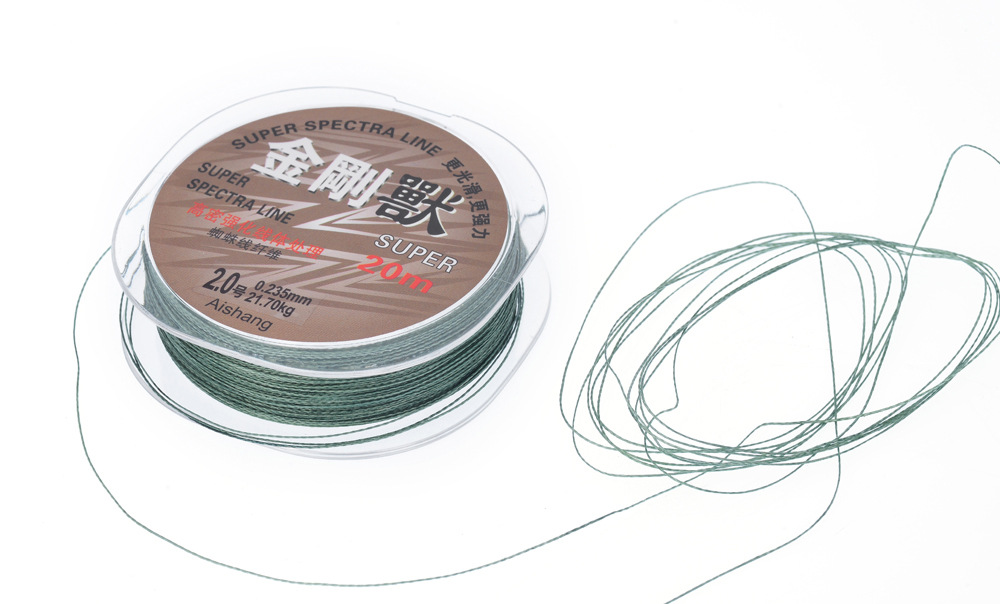 Best Quality Wear Resistant 100% Polypropylene String Fly Fishing Line