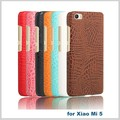 factory super price pu phone case back cover for xiaomi5