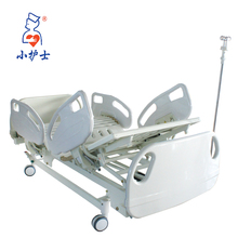Economic Medical Appliances Hospital Flat Bed with commode