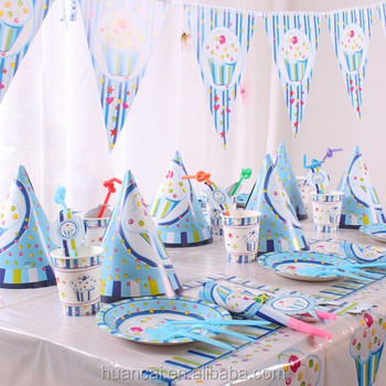 Wholesale 2016 Birthday Party Decorations Supplies Kids Sets