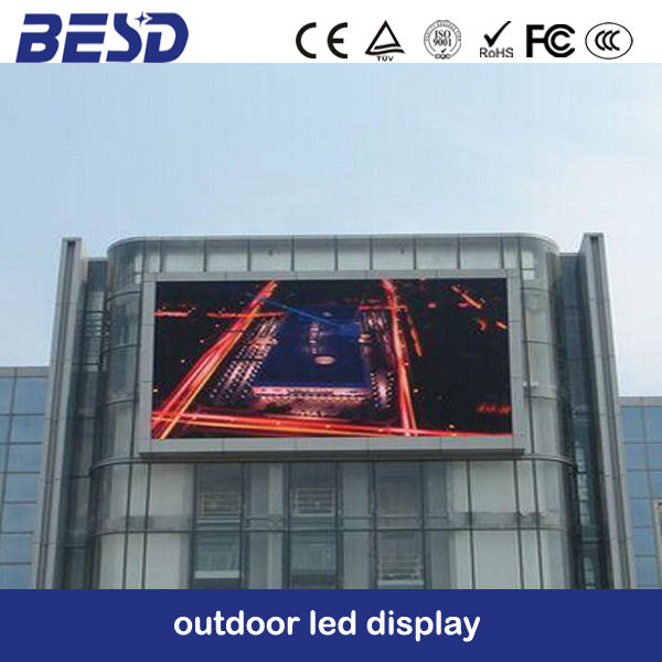 LED restaurant sign outdoor