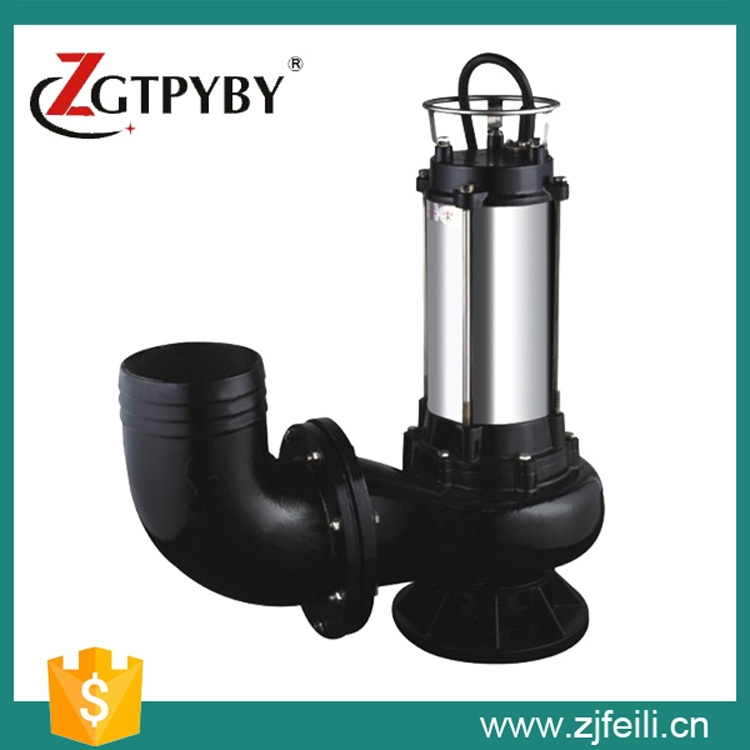 2HP BWQ Submersible Sewage Pump with 100% Copper Wire Submersible Underground Water Pump