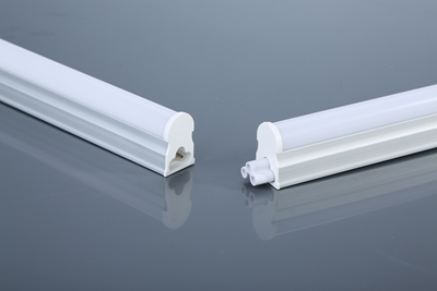Clear Cover 2500lm 4ft integrated T5 Led tube light, 48 inch led t5 light tube integrated 4 feet to USA