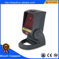 Bizsoft Hot sales Zebex Z-6030 Hands-Free Single-Laser high speed Omnidirectional Barcode Scanner for POS machine