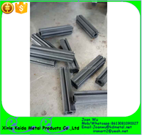 Small Plastic Strip For Indoor Hollow Iron Balusters' Installation