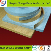 metal table edge banding